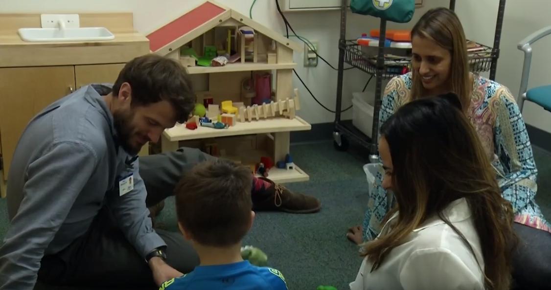 Fathers Lead to Preschool Success